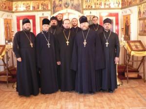 Собрание клириков Волгодонско-Цимлянского благочиния